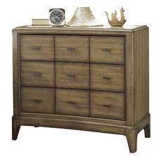 American Drew   American Drew Evoke 3 Drawer Bacheloru0027s Chest, Barley  509 422