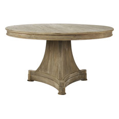 Ignas Dining Table - Dry Natural Finish