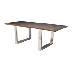 Sled Base Standard Height Dining Tables Houzz