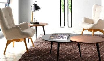 Create a Midcentury Living Room
