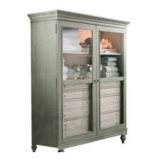 Paula Deen Home Lady's Cabinet, Spanish Moss
