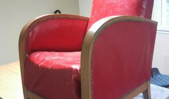 rénovation fauteuils et chaises