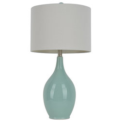 Transitional Table Lamps by Decor Therapy