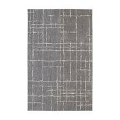Berkshire Chatham Rug, Grey, 5'x8'