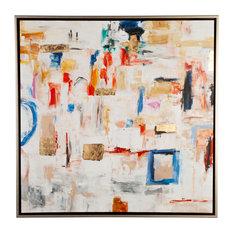 Framed Art, Abstract #61
