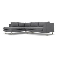 Fairly Shale Gray Sectional