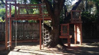 Braeburn Tree fort