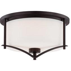 Transitional Flush-mount Ceiling Lighting by Lighting New York