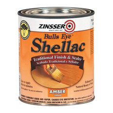 Rust-Oleum 3 lbs. Amber Shellac 704H