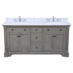Traditional Bathroom Vanities And Sink Consoles by Ari Kitchen & Bath