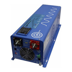 Aims 4000W Pure Sine Split Phase Inverter Charger 120/240VAC, 12V