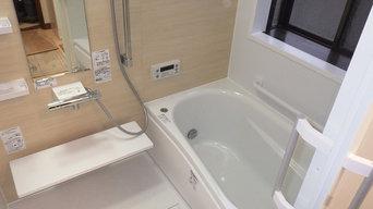 M様邸 浴室 洗面 リフォーム