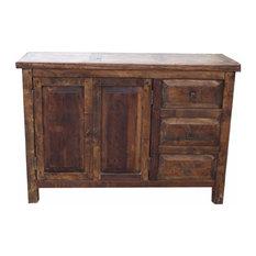 Most Popular Reclaimed Wood Vanity Houzz For Houzz - Old barn wood bathroom vanity