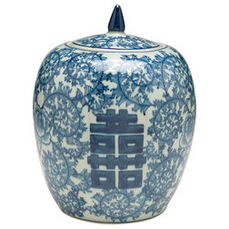 Asian Decorative Jars And Urns by Orchard Creek Designs