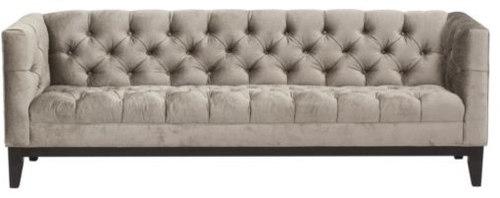 Roman Sofa Brussels Charcoal   Sofas