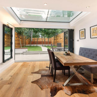 Design ideas for a modern home in London.