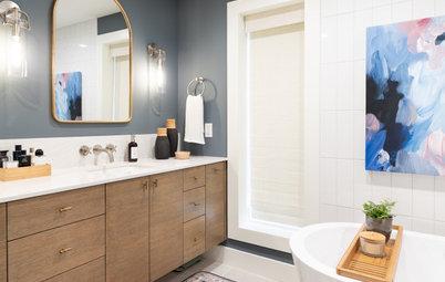 Bathroom of the Week: New Layout Creates a Spa Retreat