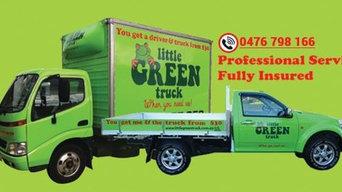 Little Green Truck Maitland