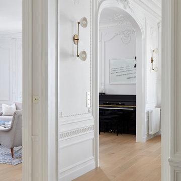 TROCADERO- Parisian classic apartment