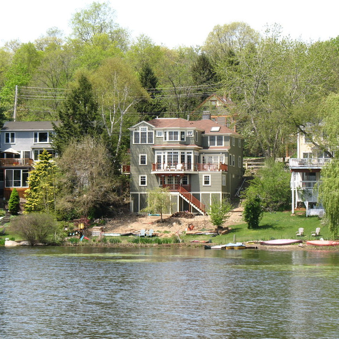 Lakeside Home Addition - Winchester, MA