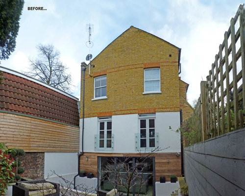 The sugar cube extension richmond for Extension cube