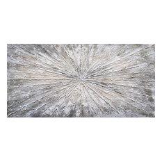 """Magnified Sediment"", 27.5""x55"""