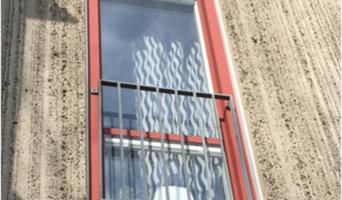 Fönsterbyten i Stockholm