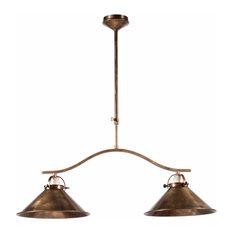 Genoveffa 2-Lamp Pool Table Light