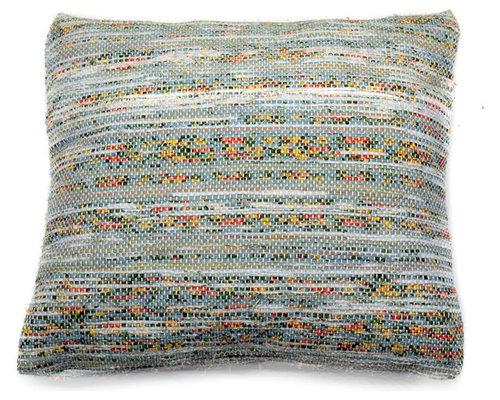 re:loom - re:loom Handwoven Medium Pillow - Decorative Pillows