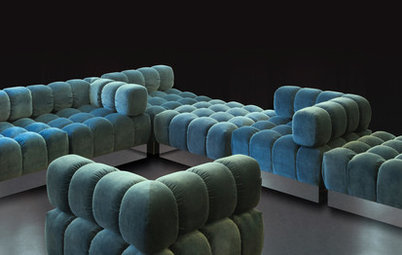 曲線美と多機能性。NYの見本市で見つけた家具の最新トレンド【ICFF2019】
