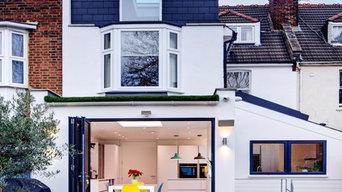 London House Renovation, Basement Excavation and Fit Out, Attic Conversion..