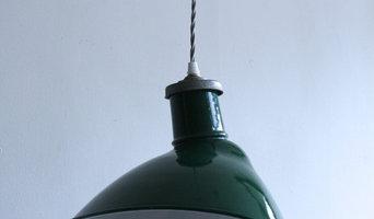 Parabolic Industrial Pendant