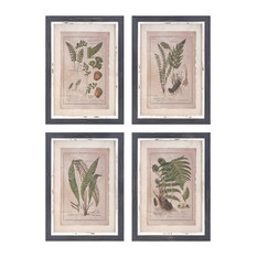 Delicieux Benzara, Woodland Imprts, The Urban Port   Botanical Print Wall Decor, 4
