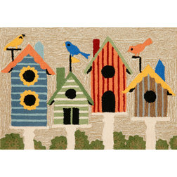 Farmhouse Outdoor Rugs by PlushRugs