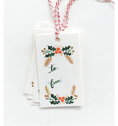 Traditional Wreaths And Garlands by Rifle Paper Co.