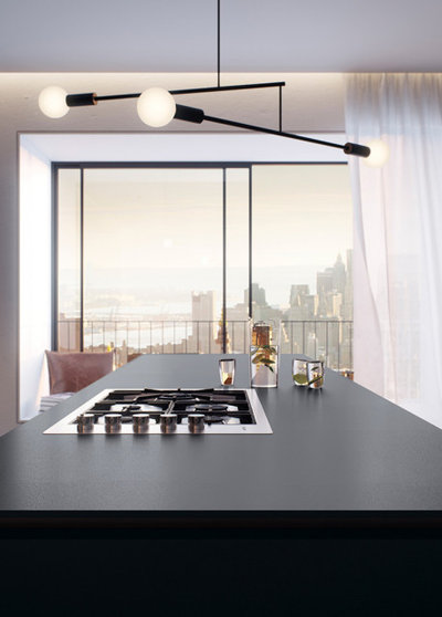 Piatto Black by Caesarstone