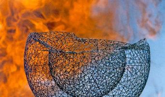 Centauri - doppelwandige Schale aus Stahl