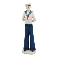 Proud Sailor Figurine