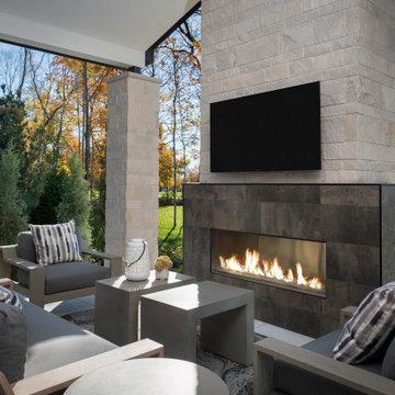 Newport Home - Outdoor Space