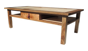 Table basse clair obscur