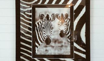Toto Collection - Black and White Zebra
