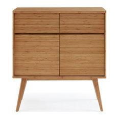 Laurel Sideboard Cabinet Caramelized
