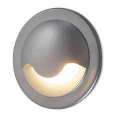 Ledra Uno, Step/Marker Semi-Recessed Light, LED Low Voltage, 3000K