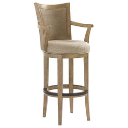 Transitional Bar Stools And Counter Stools by Lexington Home Brands