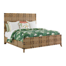 Coco Bay Panel Bed 5/0 Queen