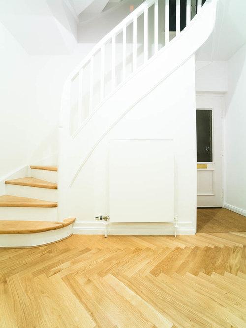 Beratung Nach Kauf: 30Er-Jahre-Einfamilienhaus Sanierung Treppenhaus