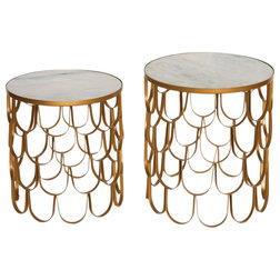 Contemporary Coffee Table Sets by AU Maison