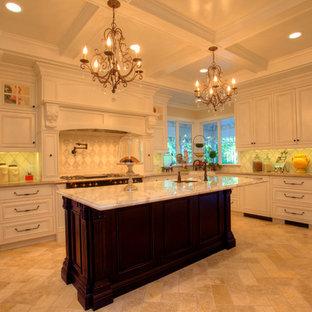 Moore-Merkowitz Tile - Elegant Golden Gate Kitchen Renovation