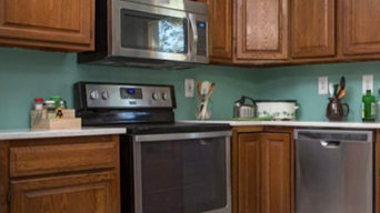 Kitchen and Cabinet Painting