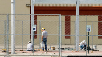 Lowest Price to Rent a Temporary Fence in Boise ID